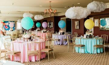 Ψηλά στον Ουρανό: Baby shower με θέμα τα μπαλόνια!  (pics)