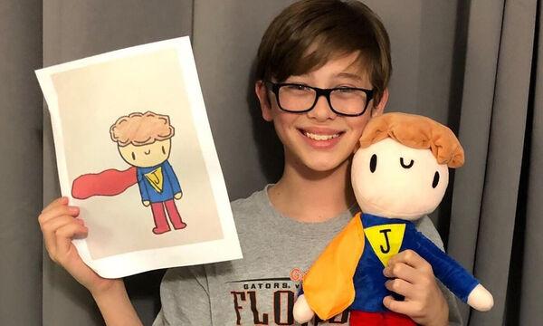 Πώς θα ένιωθαν τα παιδιά αν οι ζωγραφιές τους γινόταν παιχνίδια; (pics)