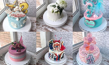 Όμορφες παιδικές τούρτες γενεθλίων για όλα τα γούστα (pics)