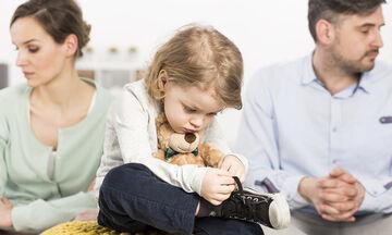 Πώς ο χωρισμός των γονιών επηρεάζει τον τρόπο διαπαιδαγώγησης του παιδιού