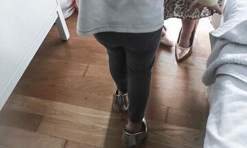 Κόρες γνωστής παρουσιάστριας πήραν τα τακούνια της μαμάς τους! (pics)