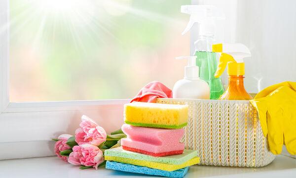 16 χρήσιμες ιδέες για να γίνει το καθάρισμα του σπιτιού «παιχνιδάκι»! (vid)