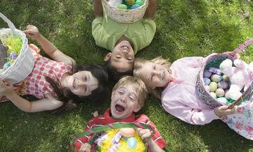 Αρκεί μία λαμπάδα για να «ανάψουν»… χιλιάδες παιδικά χαμόγελα