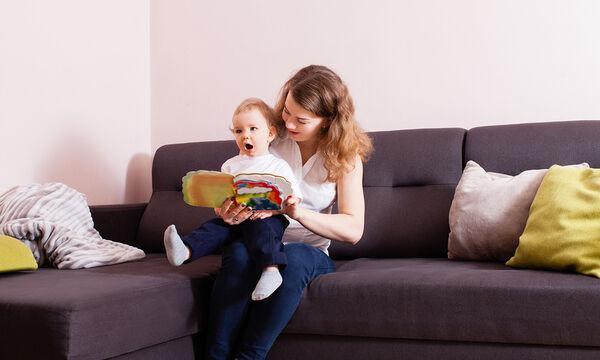 Παιδιά και βιβλία! Γιατί πρέπει να τους διαβάζουμε δυνατά;