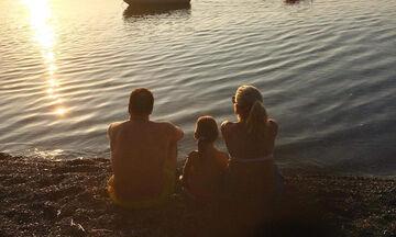Το μήνυμα Ελληνίδας δημοσιογράφου στο Instagram: «Η ασπίδα μου στην κακιά είναι η οικογένεια μου»