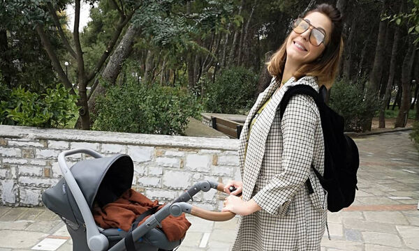 Κατερίνα Παπουτσάκη: Δείτε τις νέες φωτογραφίες που δημοσίευσε με το μωρό της (pics)