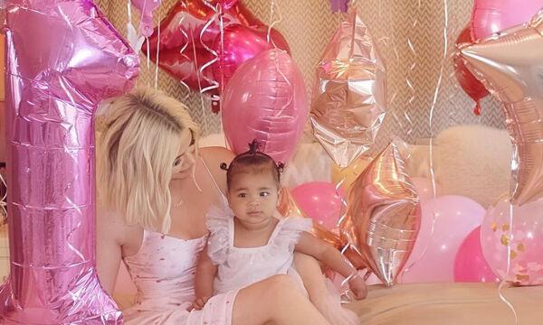 Khloe Kardashian: Η φωτογραφία από τη γέννηση της κόρης της που βλέπουμε πρώτη φορά