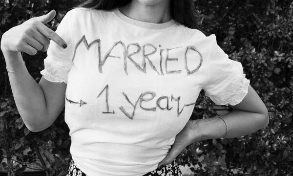 Ελληνίδα παρουσιάστρια γιορτάζει ένα χρόνο παντρεμένη - Το μήνυμα στο Instagram