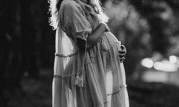 Γέννησε γνωστή ηθοποιός και αυτές είναι οι πρώτες φωτογραφίες (pics)
