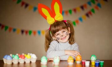 Είκοσι πέντε πασχαλινές χειροτεχνίες για μικρά και μεγάλα παιδιά (pics)