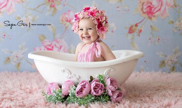 Ανοιξιάτικα πορτρέτα μωρών: Θα σας φτιάξουν τη διάθεση (pics)