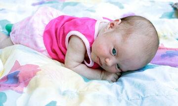 Παιχνιδάκι με το νεογέννητό σας