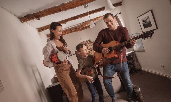 Οικογενειακές στιγμές: Γιατί ο ποιοτικός χρόνος με τα παιδιά είναι σημαντικός  (pics)