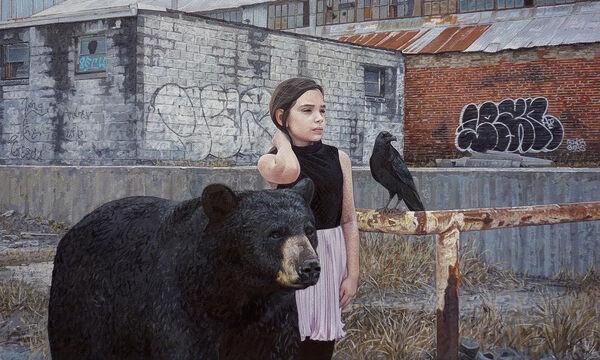 Αυτοί είναι οι πιο ρεαλιστικοί πίνακες με παιδιά και ζώα που έχετε δει (pics)