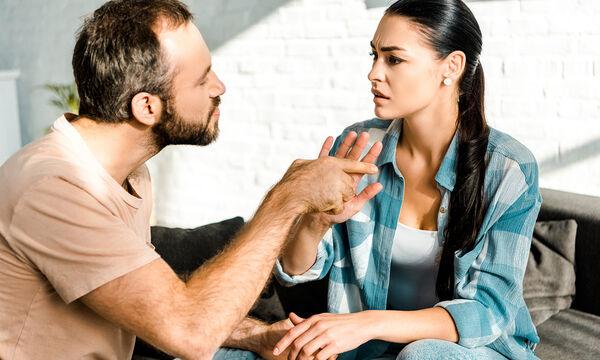Τι δεν πρέπει να κάνετε ποτέ αν καυγαδίσετε με τον σύζυγό σας
