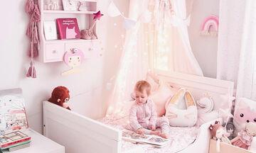Η μικρή Ada ανακαίνισε το δωμάτιό της. Δείτε πόσο όμορφο έγινε στις φωτογραφίες (pics)