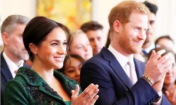 Να τι κάνει ο πρίγκιπας Harry όσο η Meghan περιμένει την ημέρα τοκετού (pics)