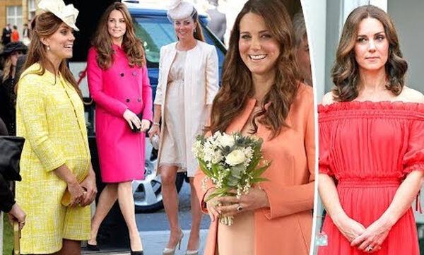 Kate Middleton: Θυμόμαστε τις καλύτερες εμφανίσεις στην τρίτη της εγκυμοσύνη (vid)