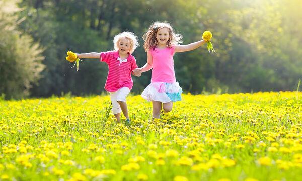 Πέντε προτάσεις για διασκεδαστικά παιχνίδια στην εξοχή με τα παιδιά (pics)