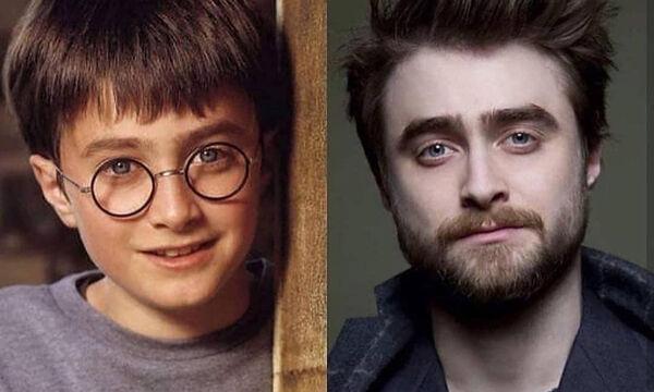Οι πρωταγωνιστές του «Harry Potter» τότε και τώρα – Δείτε πόσο άλλαξαν! (pics)
