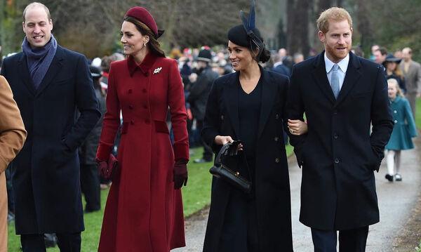 Το τρυφερό μήνυμα της Meghan Markle και του πρίγκιπα Harry για τα γενέθλια του πρίγκιπα Louis (pics)