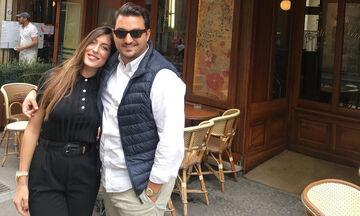 Φλορίντα Πετρουτσέλι: Η τούρτα έκπληξη για τα γενέθλια του συζύγου της και η τρυφερή ευχή (pics)