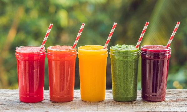 Smoothies που θα σας βοηθήσουν να χάσετε βάρος