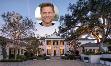 Το σπίτι του Rob Lowe είναι εκπληκτικά όμορφο! (pics)