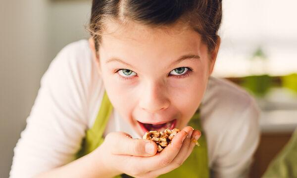 Παιδική διατροφή και ξηροί καρποί - Όλα όσα πρέπει να γνωρίζετε