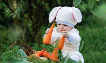 Γιατί είναι απαραίτητο να εντάξουμε το καρότο στη διατροφή των παιδιών