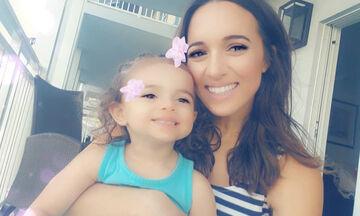 Καλομοίρα: Δείτε πόσο μεγάλωσε η κόρη της και πόσο όμορφη είναι (pics)