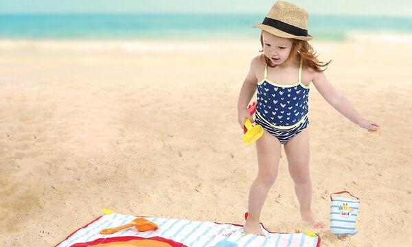 Χαλάκι δραστηριοτήτων για την παραλία