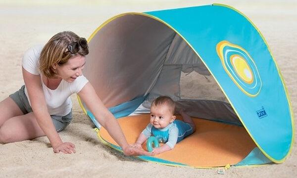 Βρεφική τέντα μωρού με πισίνα