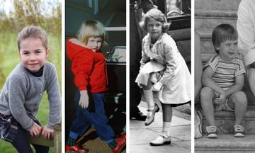 Πριγκίπισσα Charlotte: Σε ποιον μοιάζει περισσότερο; Την βασίλισσα, τον William ή την Diana (pics);