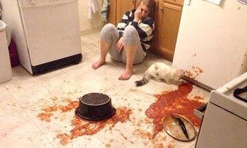 Πολύ γέλιο: Δείτε τι συνέβη σε αυτούς τους ιδιοκτήτες ζώων (vid)