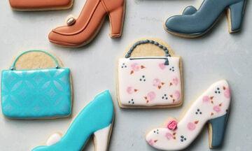 Cookies με θέμα τη μόδα και την ομορφιά: Ό,τι πιο στιλάτο έχετε δει! (pics)