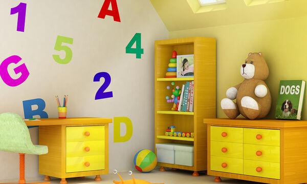 Τι δεν πρέπει να λείπει από το παιδικό δωμάτιο