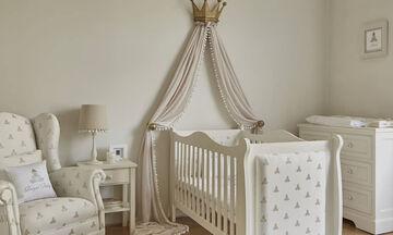 Διακόσμηση βρεφικού δωματίου: Κάντο όπως η Kate Middleton (pics)