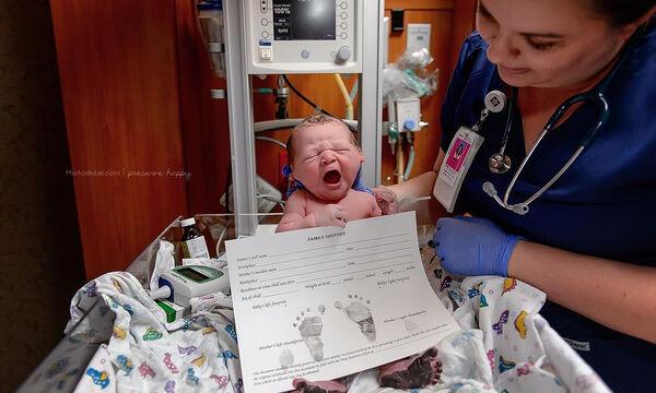 Νεογέννητα μωρά: Οι πρώτες φωτογραφίες μετά τη γέννα είναι ό,τι πιο όμορφο έχετε δει (pics)