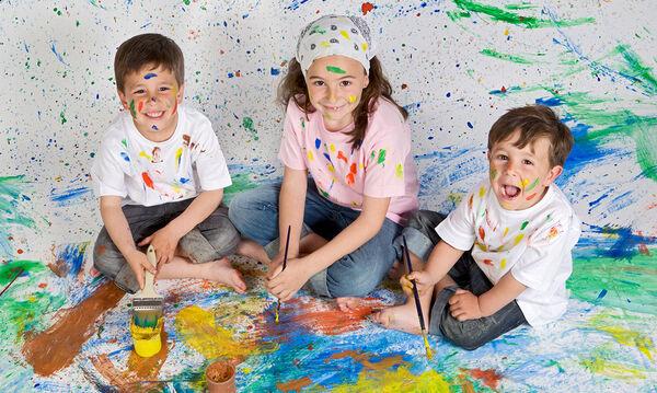 Ποια παιχνίδια ενισχύουν τη δημιουργικότητα των παιδιών