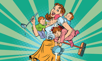 Μητέρα, μανούλα, μαμά, μάνα! Μία και ξεχωριστή για τον καθένα μας!