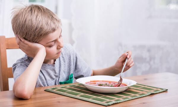 Απώλεια της όρεξης στα παιδιά: Γιατί συμβαίνει και πώς να την αντιμετωπίσετε