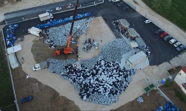 Νέο παγκόσμιο ρεκόρ Γκίνες Ανταποδοτικής Ανακύκλωσης για τις περισσότερες γυάλινες συσκευασίες