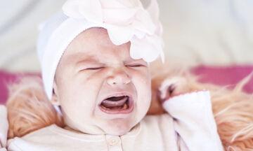 Γιατί τα βρέφη έχουν ξεσπάσματα νεύρων; Πέντε πιθανές αιτίες (pics)