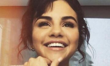 Δες τη Selena Gomez χωρίς ίχνος μακιγιάζ στο στούντιο και δε θα το πιστεύεις