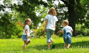 Παιδί και παιχνίδι, η σημασία του ελεύθερου παιχνιδιού για την υγεία του παιδιού