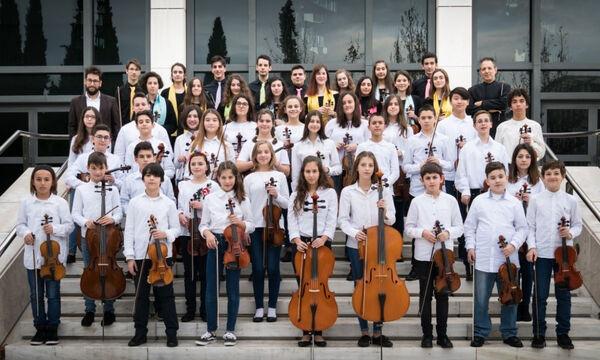 Ανοιξιάτικη συναυλία στο Μέγαρο από την Camerata Junior - Ορχήστρα Νέων των Φίλων της Μουσικής