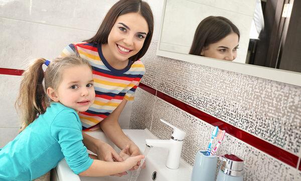 Μπάνιο: Tips καθαριότητας για να κάνετε τη ζωή σας πιο εύκολη