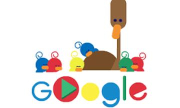 Αφιερωμένο στην ημέρα της Μητέρας το σημερινό doodle της Google