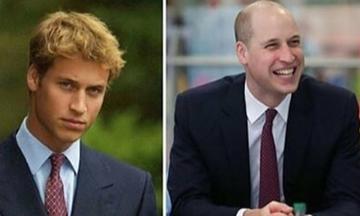Πρίγκιπας William: Δείτε πόσο έχει αλλάξει από τη γέννησή του μέχρι σήμερα (vid)